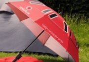 Booster Brolly Vodafone Solar Charger