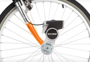 ECOxPOWER bicycle pedal-power charger