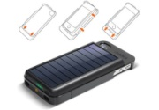 iPhone Cover as solar charger by Eton
