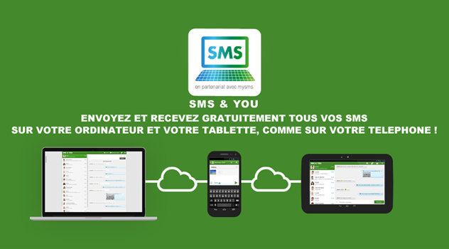 mysms becomes SMS & YOU in France