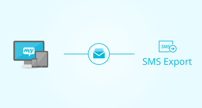 Export your SMS & MMS