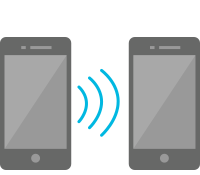 Mirror your messages to another phone