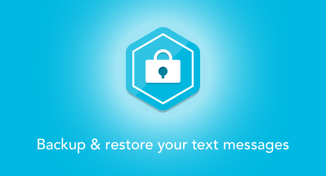 Save and secure restoring of your messages