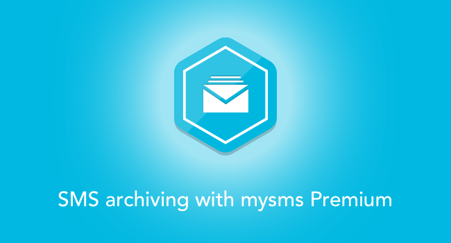 Archive your messages