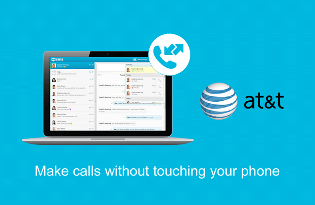 Make calls without touching your phone
